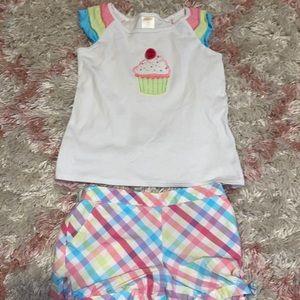 Gymboree 4t outfit